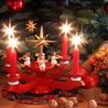 · Advent Candlestick