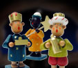 Nutcracker & Nutcrackers · Manger Figures