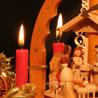 Christmas Pyramids · Wax candle pyramids