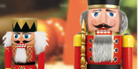 Nutcracker & Nutcrackers · Nutcrackers below 40 cm / 16