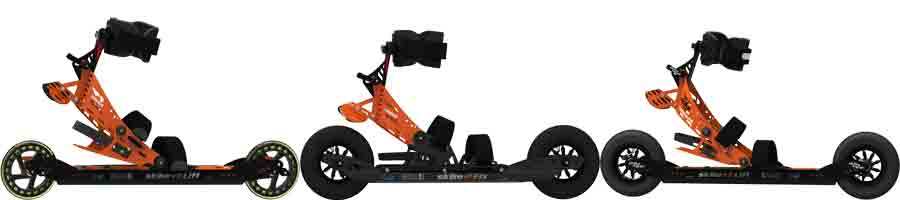 Skike v7 FIX/v8 LIFT Cross/v8 LIFT Speed Spare Parts