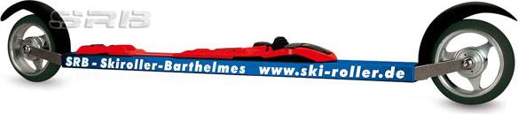 Skiroller/Rollski SR01 Premium
