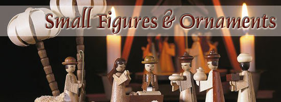 Small Figures & Ornaments